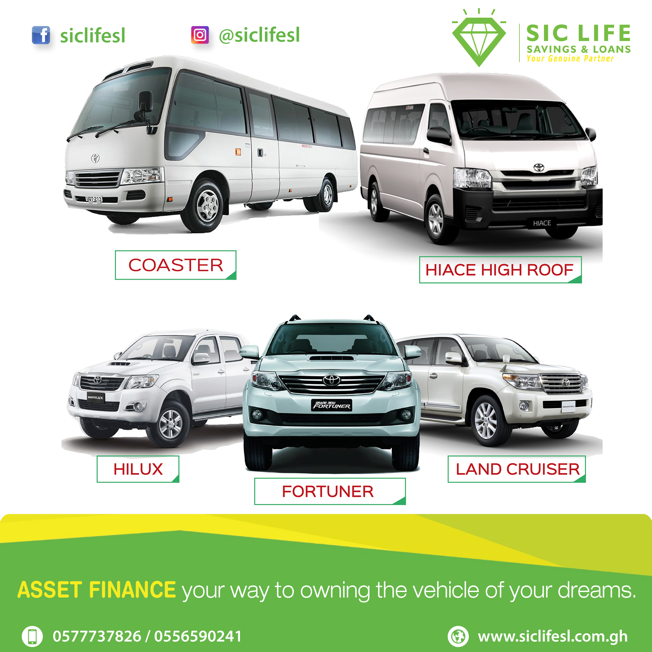 Asset Finance Car