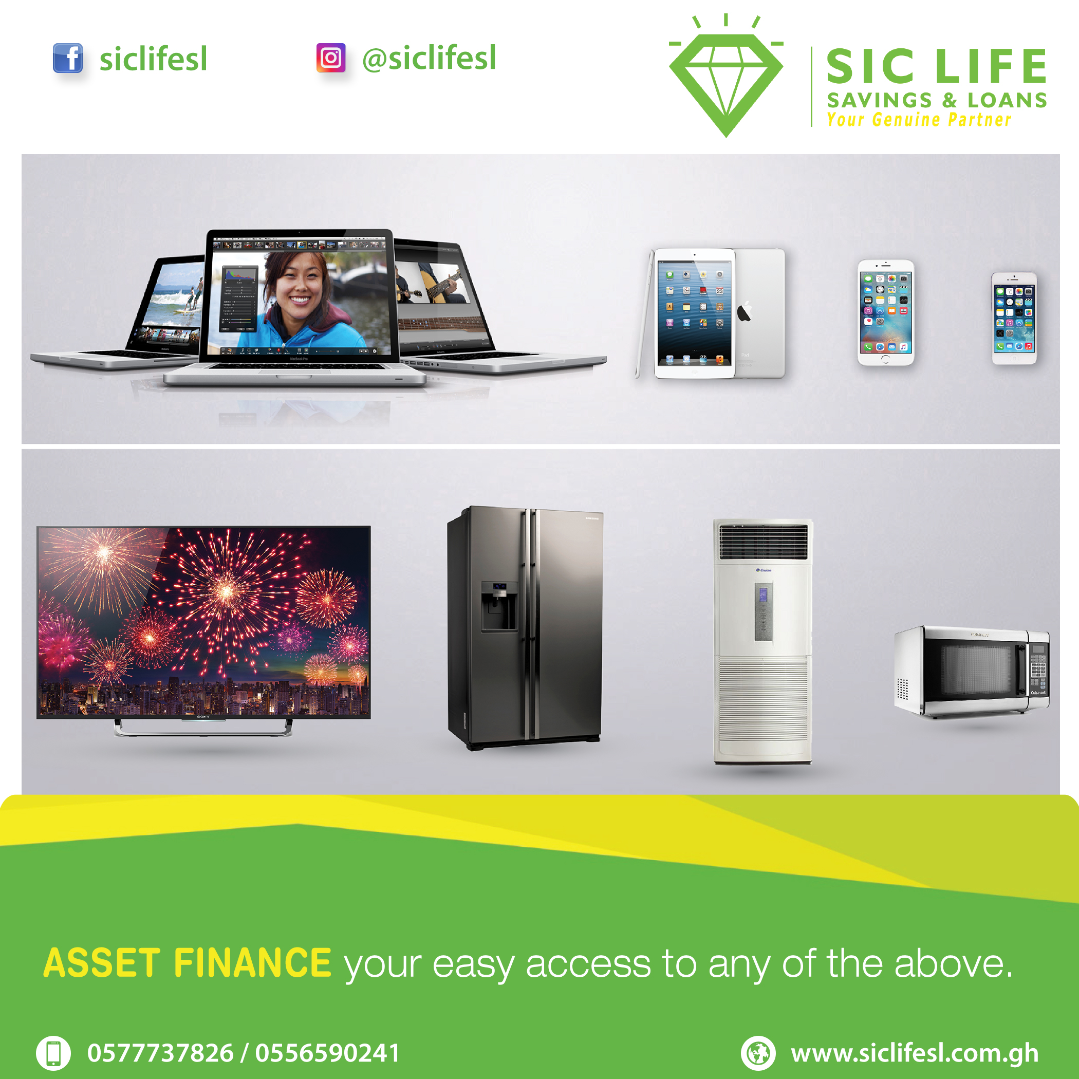 Asset Finance Electro